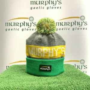 Murphy's branded hats- Green and Yellow