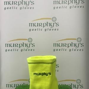Murphy's New style fleeced snood- Illuminous Yellow