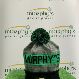 Murphy's branded hats- Black and Green