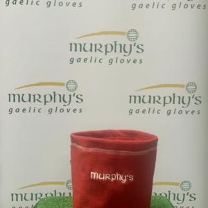 Murphy's New style fleeced snood- Red