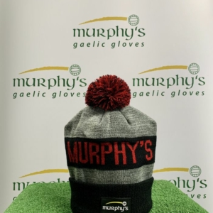 Murphy's branded hats- Black and Red