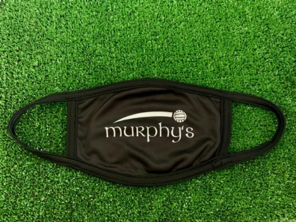 Murphy's Facemask- Black