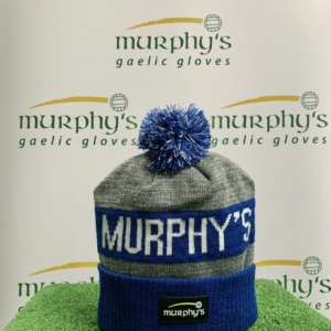 Murphy's branded hats- Blue and white