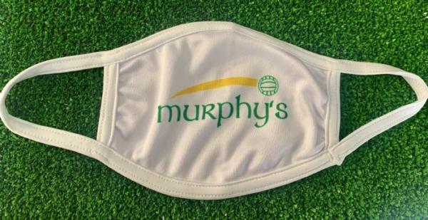 Murphy's Facemask- White