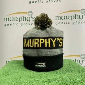 Murphy's branded hats- Black and Amber