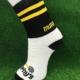 Black & Amber Gaelic Football Socks
