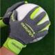 Grey & Lime Gaelic Gloves